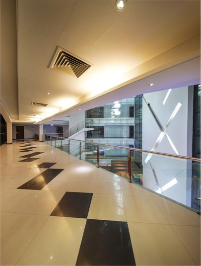 corridor, hotel the cox today