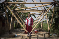 Portrait of Architect Marina Tabassum by Asif Salman