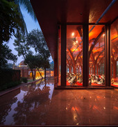 Red Mosque by Urbana/Kashef Mahboob Chowdhury Architecture