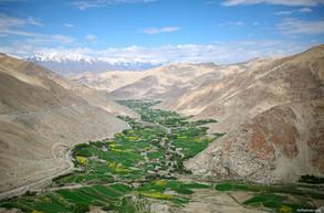 Ladakh | The ice desert
