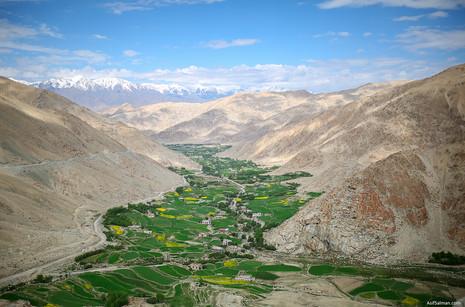 Ladakh   The ice desert
