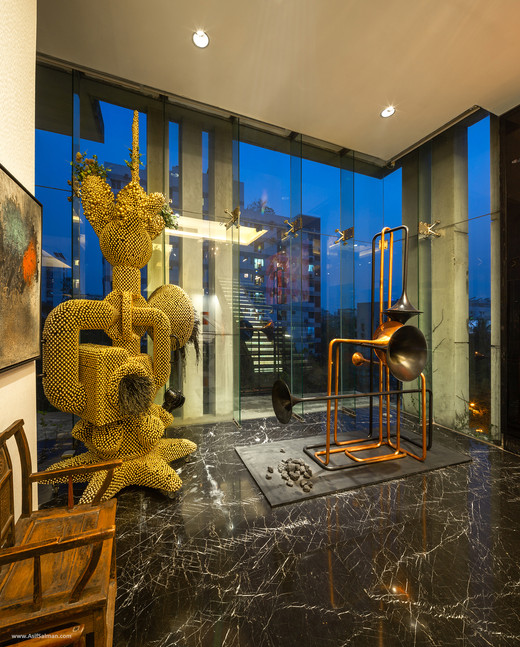 Rajeeb and Nadia Samdani Residence | Photo: Asif Salman