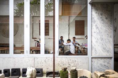Studio Mumbai workshop, Bijoy Jain