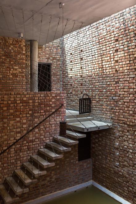 শিকড় (Shikhor)- a country house by Spatial Architects Bangladesh