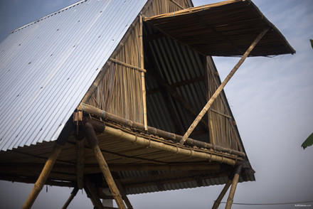 KhudiBari by Marina Tabassum Architects