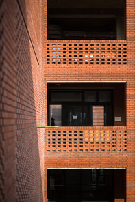Aga Khan Academy, Dhaka by Architect Md.Rafiq Azam | SHATOTTO and Feilden Clegg Bradley Studios