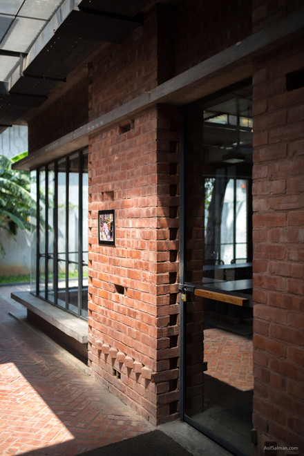 Teach for Bangladesh Office Building / Studio Dhaka