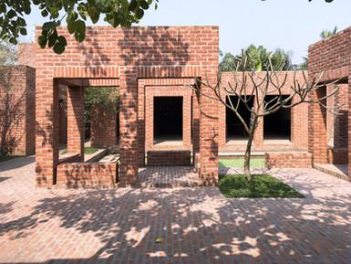 Friendship Center Gaibandha by Urbana, Kashef Mahboob Chowdhury   Photo: Asif Salman