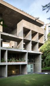 Vila sovoya by Le corbusier