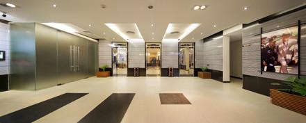 Lift Lobby, Hotel the cox today