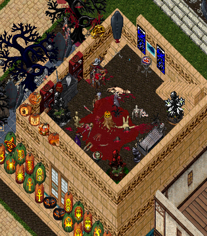 2020 Halloween Deco Contest Winner!