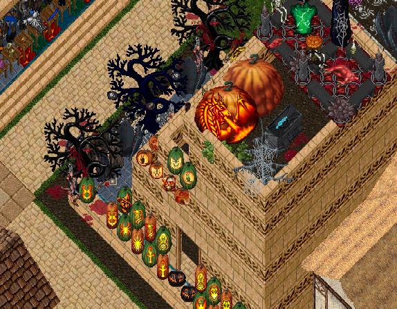 2020 Halloween House Deco Winner!