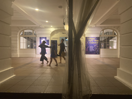 SWF Dirty Feet: 28 October 2019