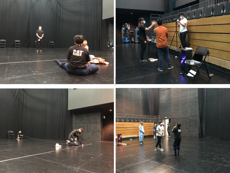 Rehearsal 15, 17 July 2020