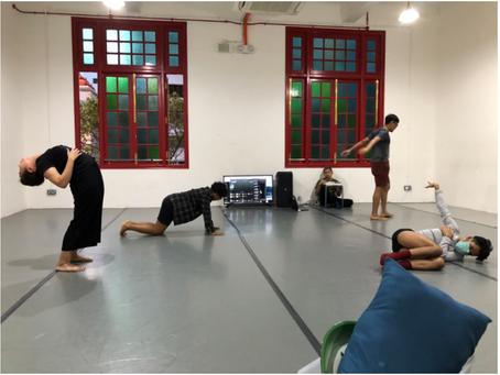 Rehearsal 6, 18 February 2020