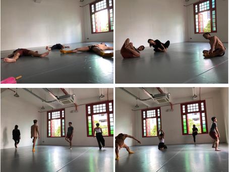 Rehearsal 11, 06 July 2020