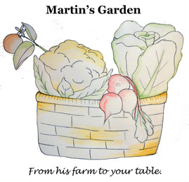 Graphic for Martin's Garden