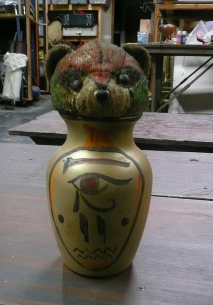 Prop Canopic Jar