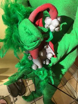 Puppet Grinch