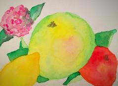 Watercolor March 2017