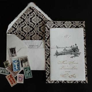 Stationery Venezia