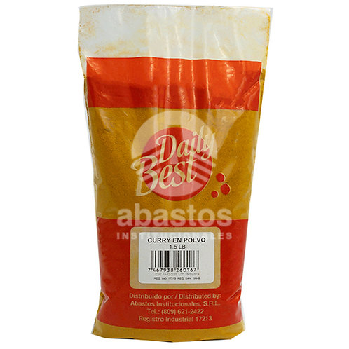 Curry Premium 1.500 lb Daily Best