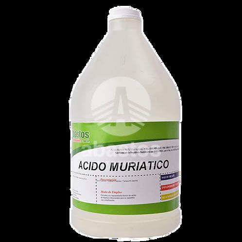 Acido Muriatico 1 gl Bio