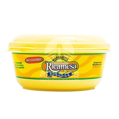 Margarina 1 lb Ricamesa