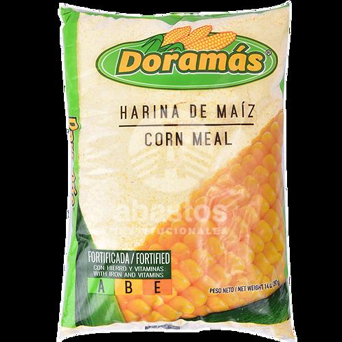 Harina de Maiz 14 oz Doramas