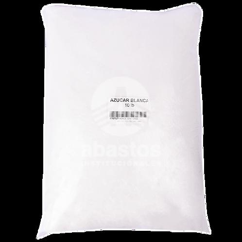 Azucar Blanca 10 lb Generica