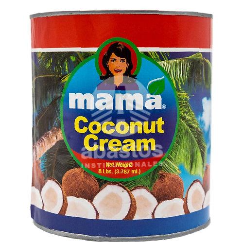 Crema de Coco 8 lb Mama