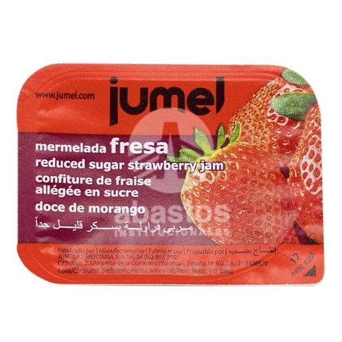 Mermelada Porcion de Fresa 360/ 15 gr Jumel