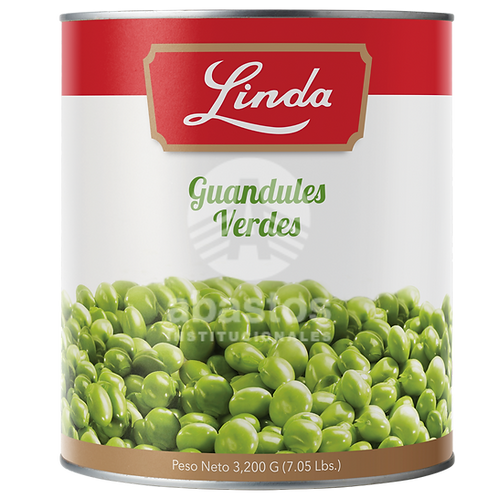 Guandules Verdes 7 lb Linda