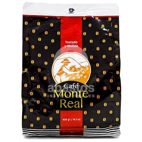 Cafe Molido 400 gr Monte Real