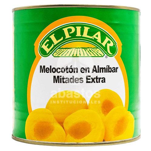 Melocoton En Almibar 2.650 kg El Pilar
