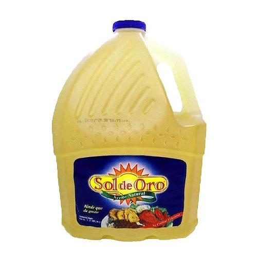 Aceite Vegetal 250 foz Sol De Oro