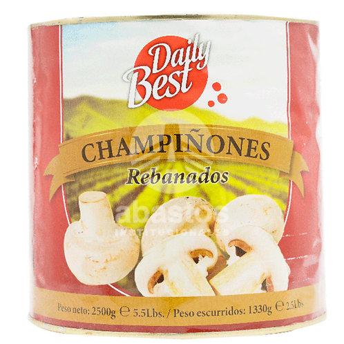 Champinon Laminado 2.500 kg Daily Best