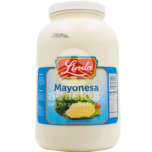 Mayonesa Real 1 gl Linda