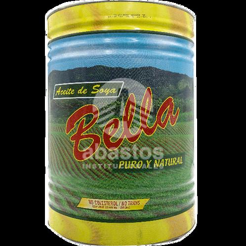 Aceite de Soya 30 lb Bella