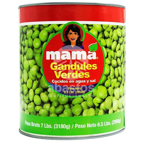 Guandules Verdes 7 lb Mama