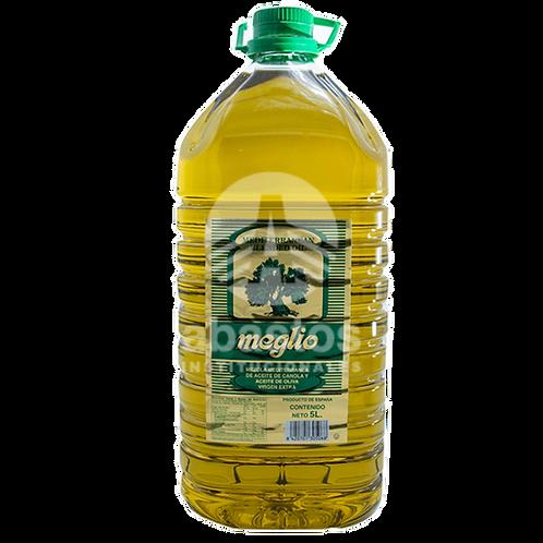 Aceite de Oliva Mix Canola y Extra Virgen 5 lit Rafael Salgado