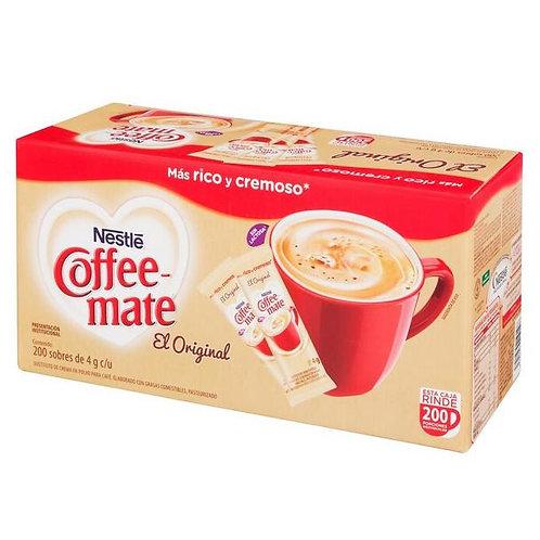 Crema para Cafe Porcion 20/50 Sobres 3 gr Coffee-mate