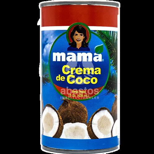 Crema de Coco 15 foz Mama