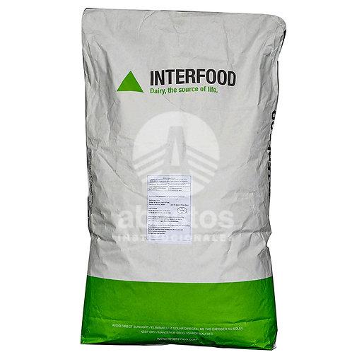 Leche En Polvo Instantanea 25 kg Interfood