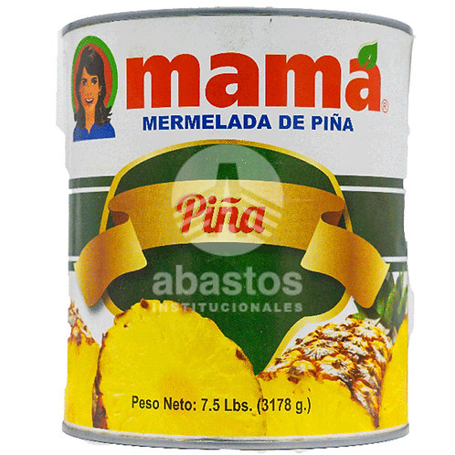 Mermelada de Pina 7 lb Mama