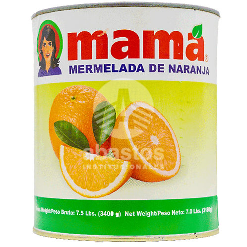 Mermelada de Naranja 7 lb Mama