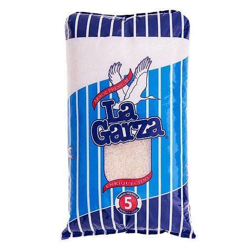 Arroz Premium 5 lb La Garza