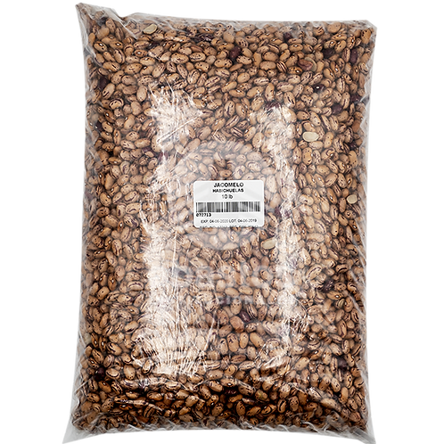 Habichuelas Secas Jacomelo 10 lb Generica