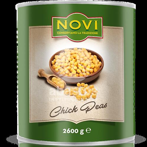 Garbanzos 2600 gr Novi