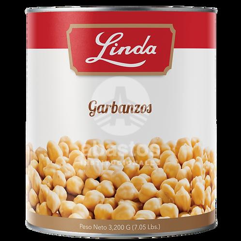 Garbanzos 7 lb Linda